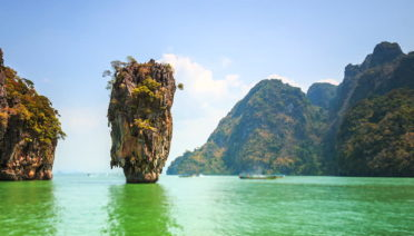 Khao Phing Kan james bond island